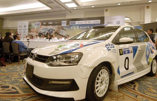 Presentación WRC México 2014