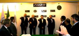 CNRM felicita a la nueva Mesa Directiva de la FEMADAC