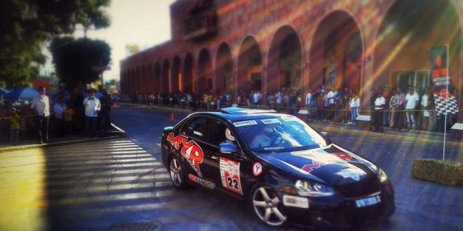 Presentaron el Rally Tierra del Sol del Estatal CROAC