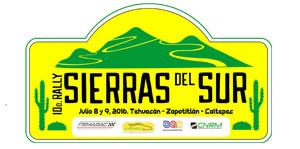 Rally Sierras del Sur 2016