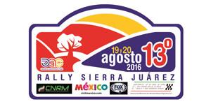 Rally Sierra Juárez 2016