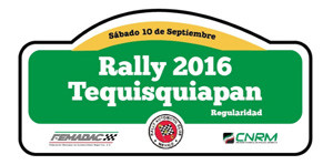 Rally Tequisquiapan 2016