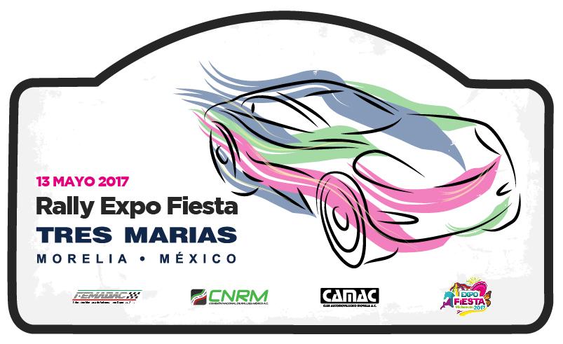 Rally expo fiesta tres marías 2017